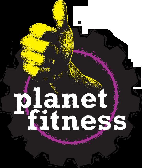Logo Planet Fitness